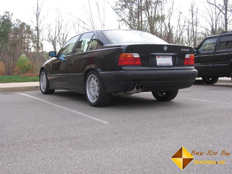 E36 Bmw 17 Inch Wheels