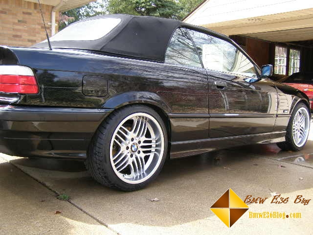 Bmw E36 18 Inch Wheels
