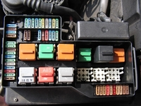 bmw e36 fuse box relay layout bmw e36 blog this is the 325i fuse box diagram