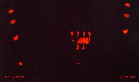 Bmw Illuminated Shift Knob Install