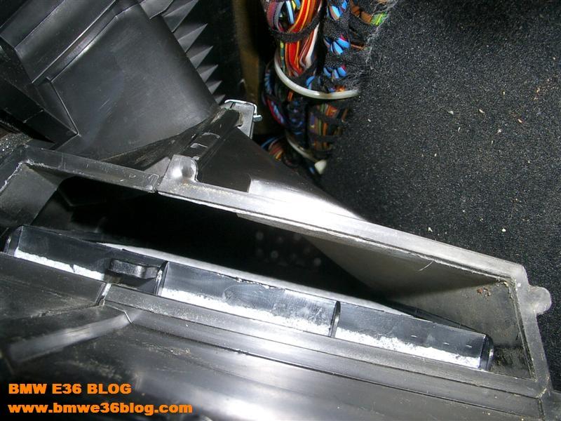 photos bmw e36 microfilter change bmw e36 microfilter change 06