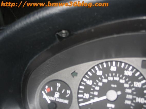 photos bmw e36 silver gauges cluster rings bmw e36 gauge 02