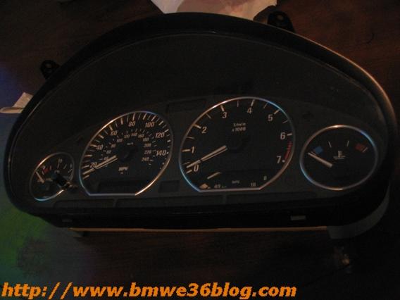 photos bmw e36 silver gauges cluster rings bmw e36 gauge 12