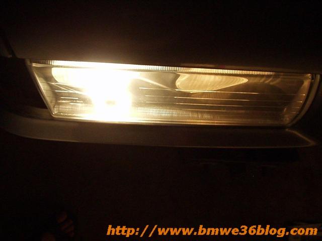 photos clean bmw e36 headlight bmw e36 headlight08