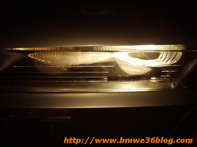 photos clean bmw e36 headlight bmw e36 headlight09
