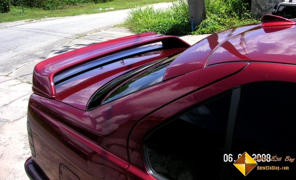 photos e36 lightweight rear spoiler e36 lightweight rear spoiler 10