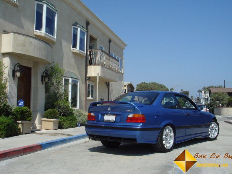 photos estroil blue bmw e36 m3 estroil blue bmw e36 m3 11
