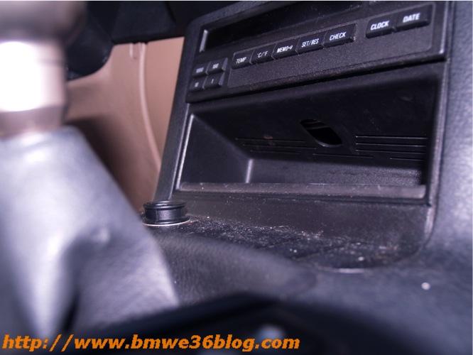 photos fix bmw e36 obc light fix bmw e36 obc light04