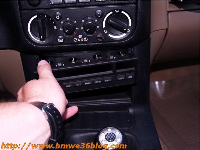photos fix bmw e36 obc light fix bmw e36 obc light06