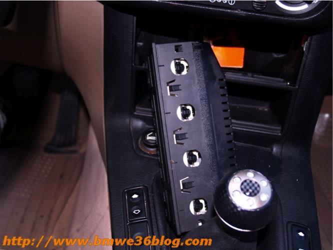 photos fix bmw e36 obc light fix bmw e36 obc light07