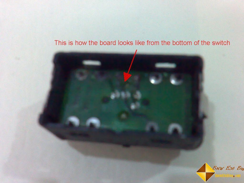photos fix bmw e36 window switch fix bmw e36 window switch 06