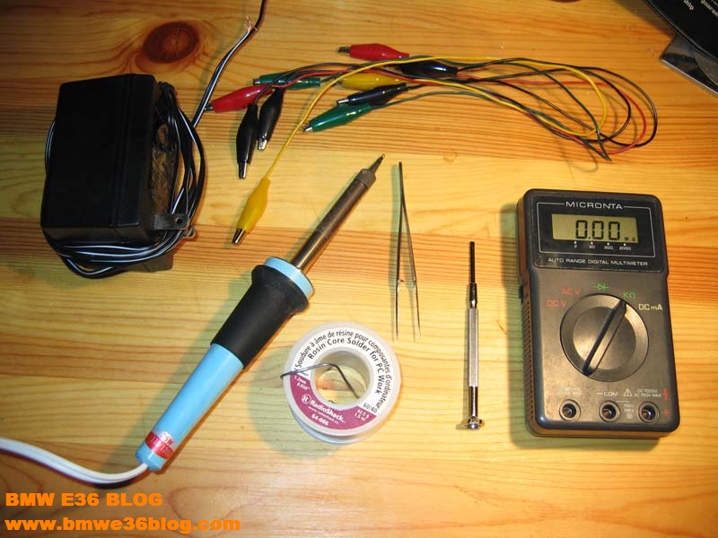 photos fixing e36 heated mirrors fixing e36 heated mirrors 01