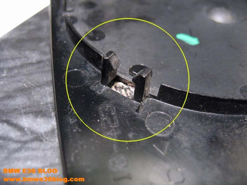 photos fixing e36 heated mirrors fixing e36 heated mirrors 04