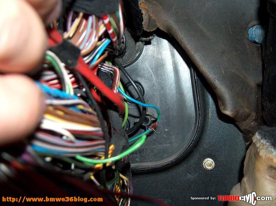 photos install bmw e36 immobiliser install bmw e36 immobiliser 02