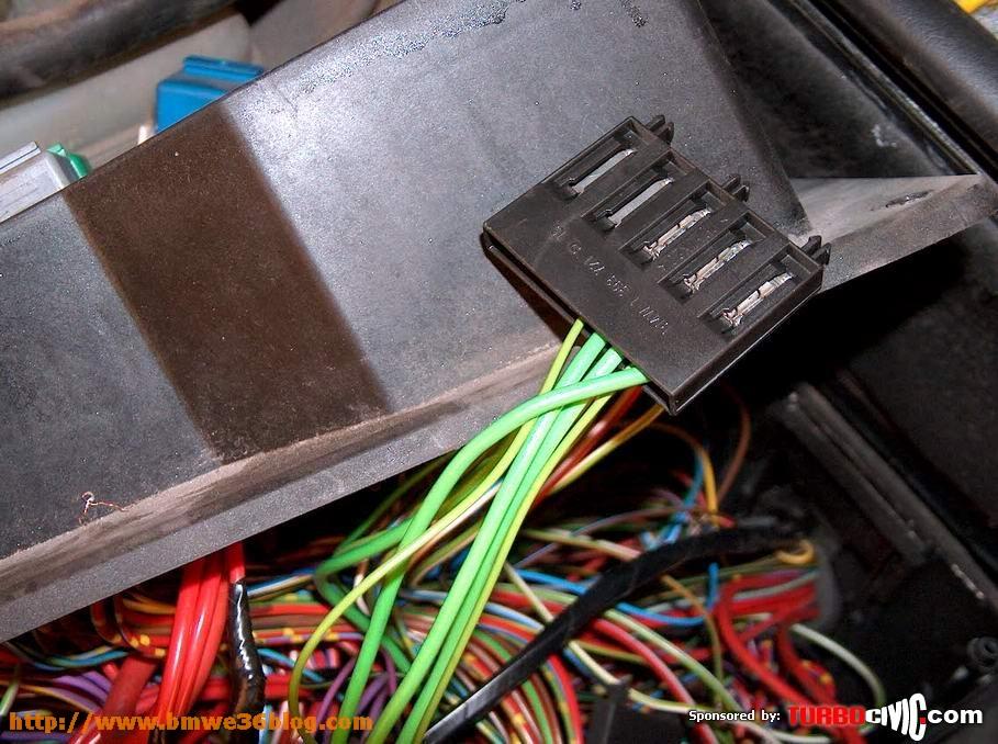 photos install bmw e36 immobiliser install bmw e36 immobiliser 05