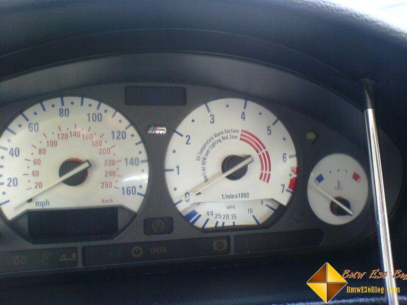 photos install plasma gauges for bmw e36 install plasma gauges for bmw e36 01