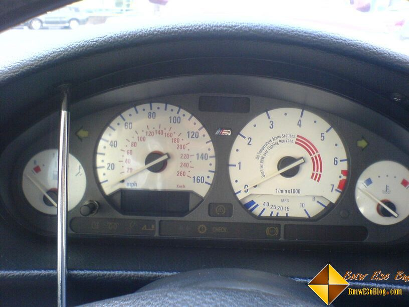 photos install plasma gauges for bmw e36 install plasma gauges for bmw e36 02