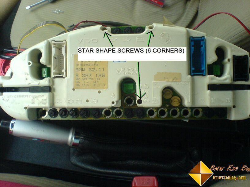 photos install plasma gauges for bmw e36 install plasma gauges for bmw e36 07