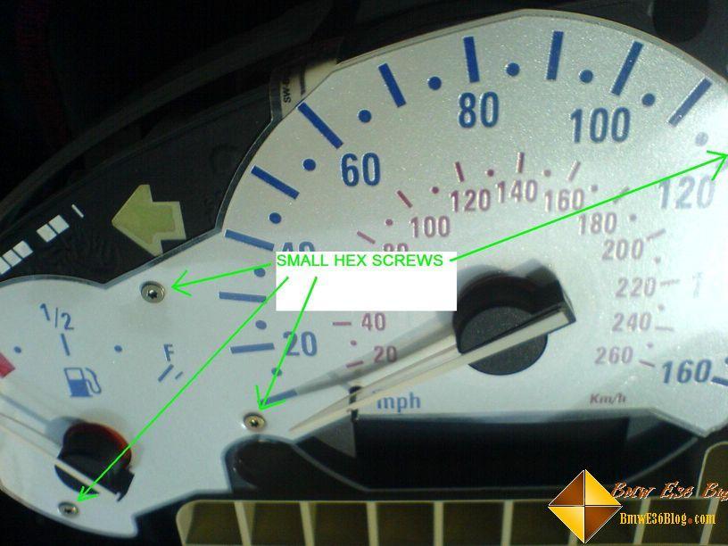 photos install plasma gauges for bmw e36 install plasma gauges for bmw e36 13