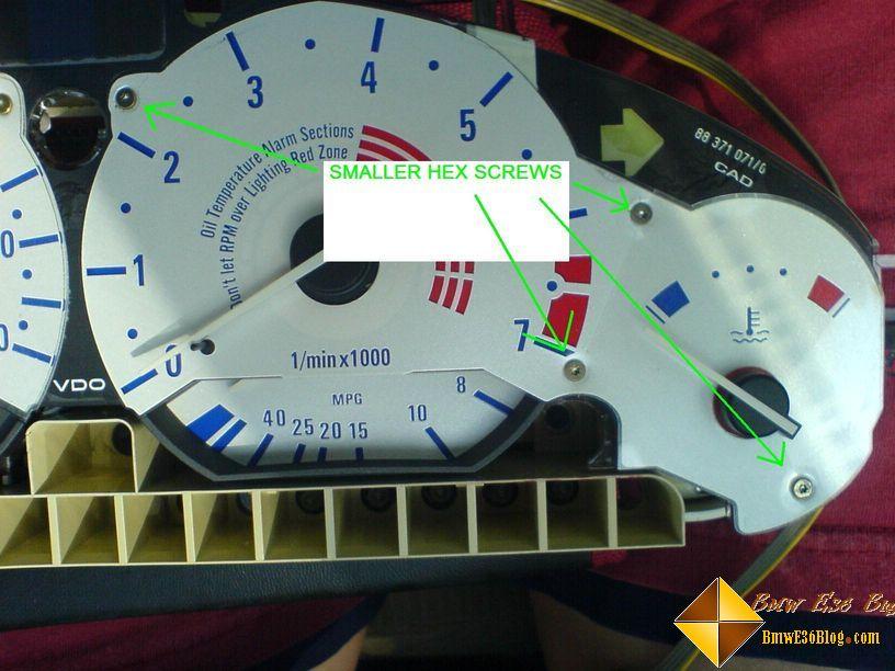 photos install plasma gauges for bmw e36 install plasma gauges for bmw e36 14