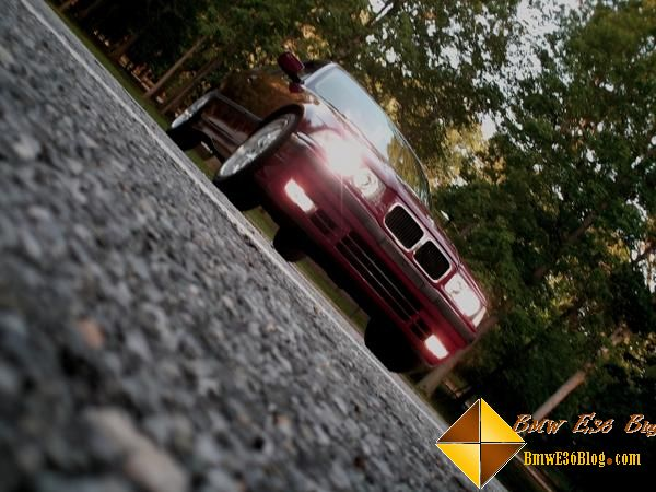 photos maroon bmw e36 325is maroon bmw e36 325is 02