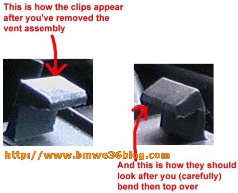 photos remove e36 glovebox image10