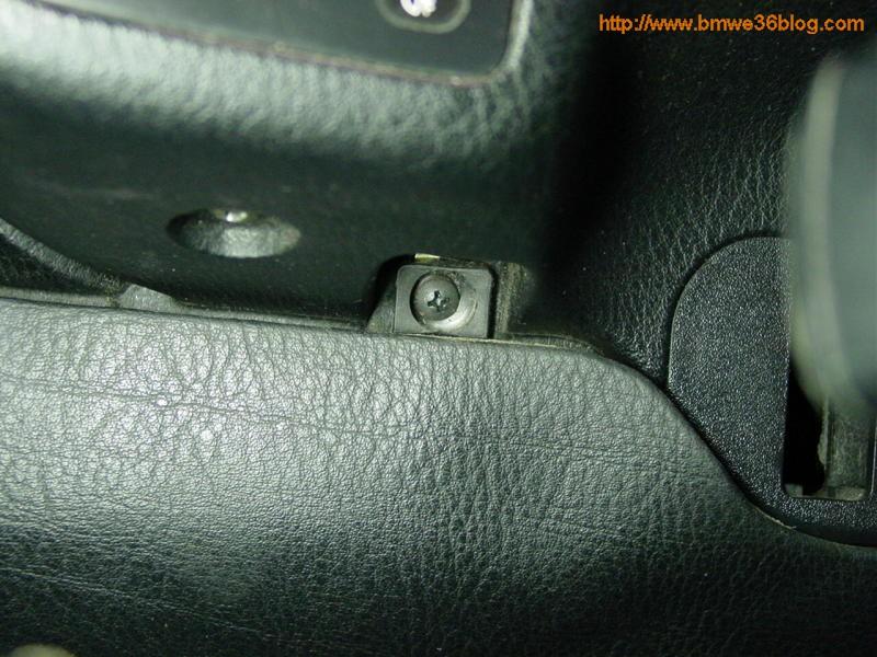 photos replace e36 brake switch photo2