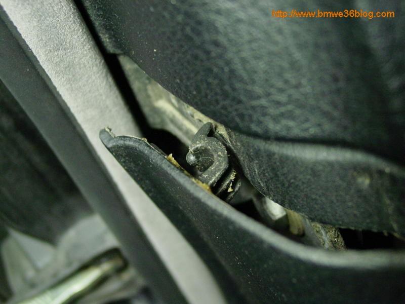 photos replace e36 brake switch photo3