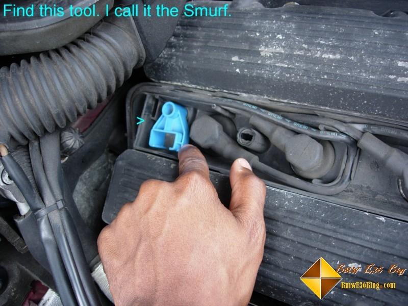 photos replace e36 m42 m44 spark plugs replace e36 m42 m44 spark plugs 06