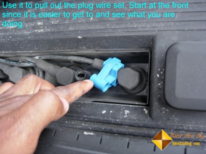 photos replace e36 m42 m44 spark plugs replace e36 m42 m44 spark plugs 07
