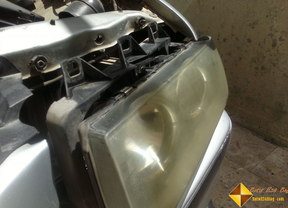 photos replacing bmw e36 headlights replacing bmw e36 headlights 04
