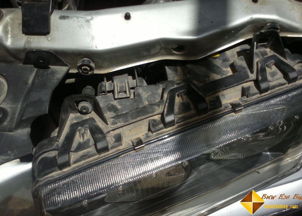 photos replacing bmw e36 headlights replacing bmw e36 headlights 05