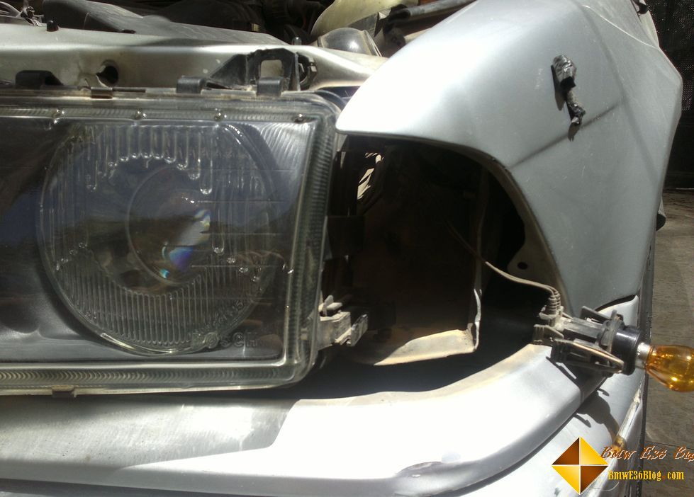 photos replacing bmw e36 headlights replacing bmw e36 headlights 06
