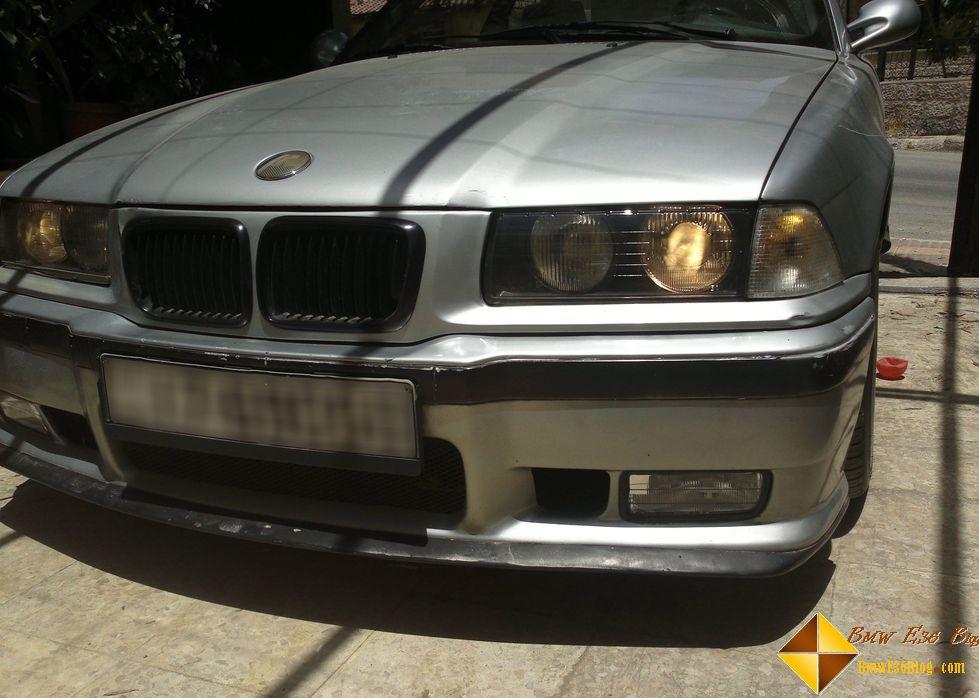 photos replacing bmw e36 headlights replacing bmw e36 headlights 09