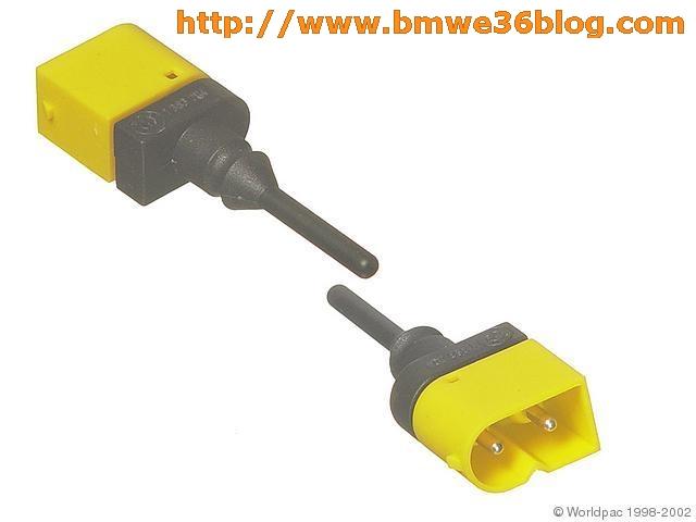 photos temperature sensor temp sensor bmw e36