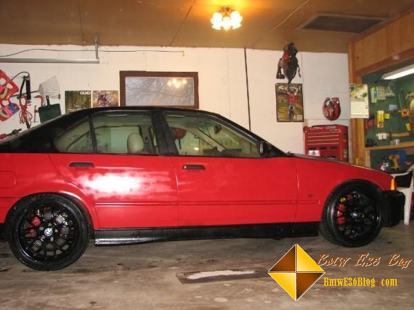 photos two color painted bmw e36 two color painted bmw e36 02