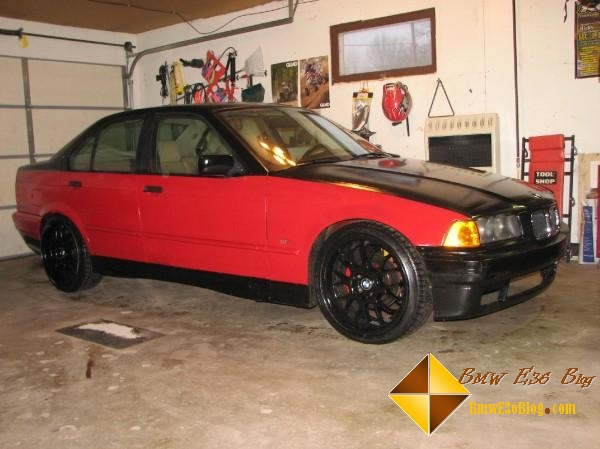 photos two color painted bmw e36 two color painted bmw e36 04
