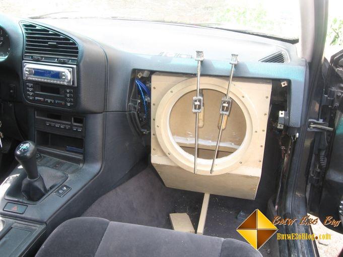 photos upgrade e36 audio system upgrade e36 audio system 14