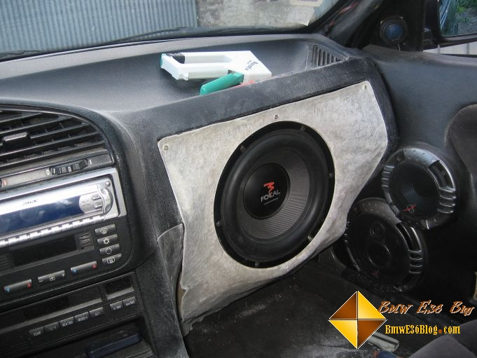 Bmw E Touring Audio Upgrade