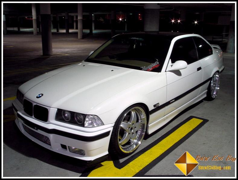 Les BMW du Net [Californian/German/British Look inside] - Page 4 White-bmw-e36-black-top-01