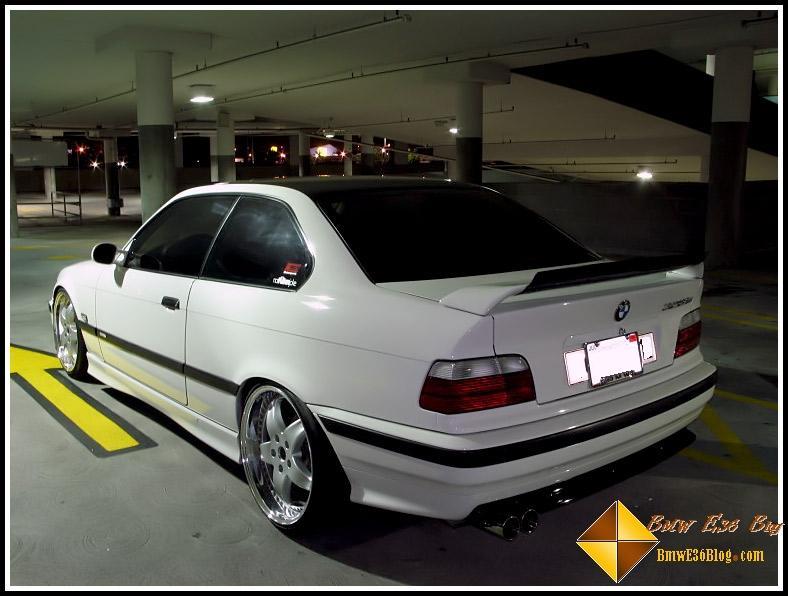 Les BMW du Net [Californian/German/British Look inside] - Page 4 White-bmw-e36-black-top-02