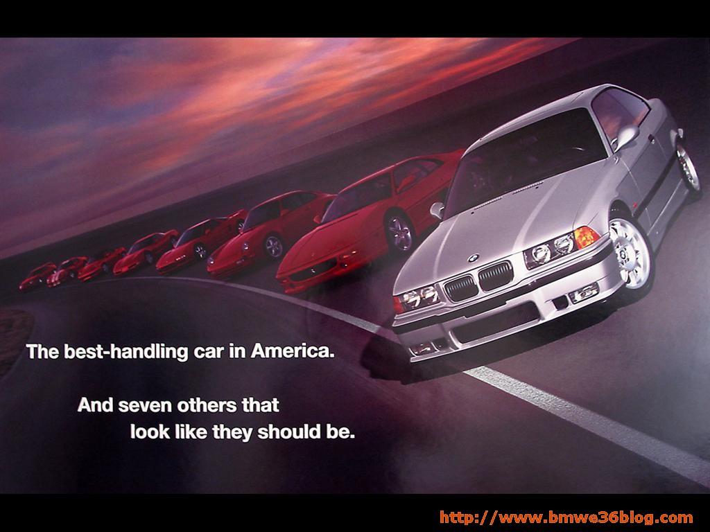 Bmw E36 Car Handling Wallpaper Bmw E36 Blog